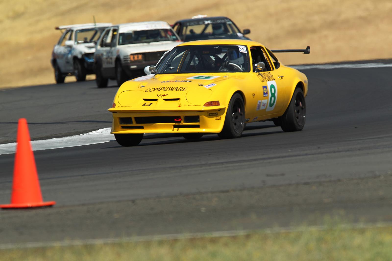 $500 race GT (was:New guy, bought an Opel GT)